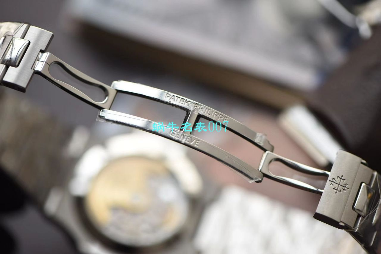GR厂官网真芯版2019巴塞尔最新表款百达翡丽Ref.5726/1A -014 Nautilus系列三色可选