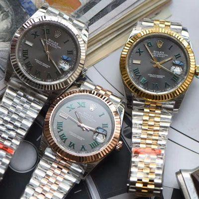 【DJ厂官网复刻手表】劳力士日志型系列m126334-0022,m126331-0016,m126333-0020腕表价格报价
