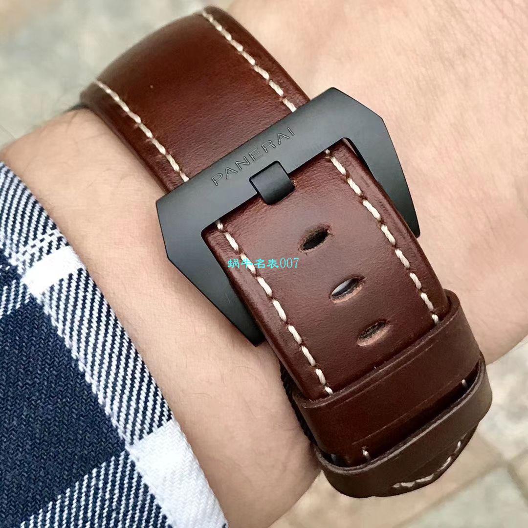 【VS厂超A高仿手表】Panerai沛纳海LUMINOR 1950系列PAM00661腕表