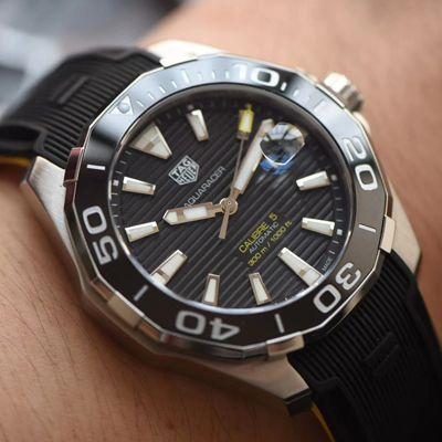 【V6厂官网顶级复刻手表】泰格豪雅竞潜300米WAY201A.FT6069腕表