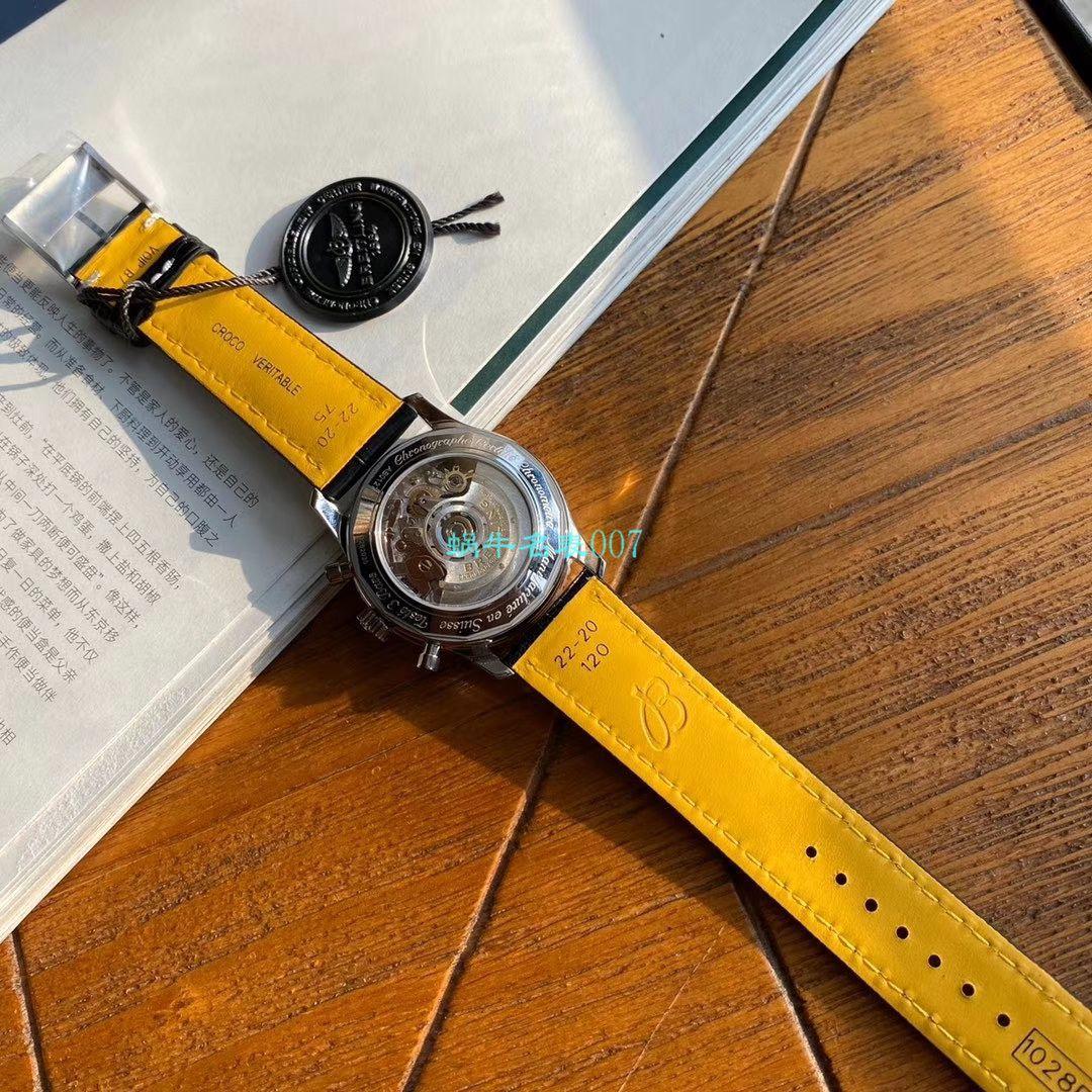【Breitling渠道原单】百年灵航空计时43系列AB0121211C1A1,AB0121211G1P1,AB0121211B1A1腕表