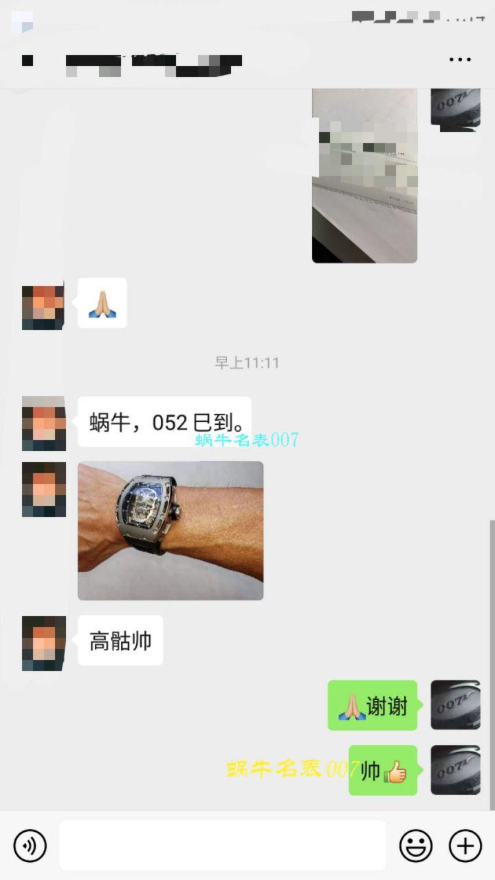 【视频评测理查德米勒骷髅头复刻表Rm052至尊鬼王】RICHARD MILLE男士系列RM 052陀飞轮腕表