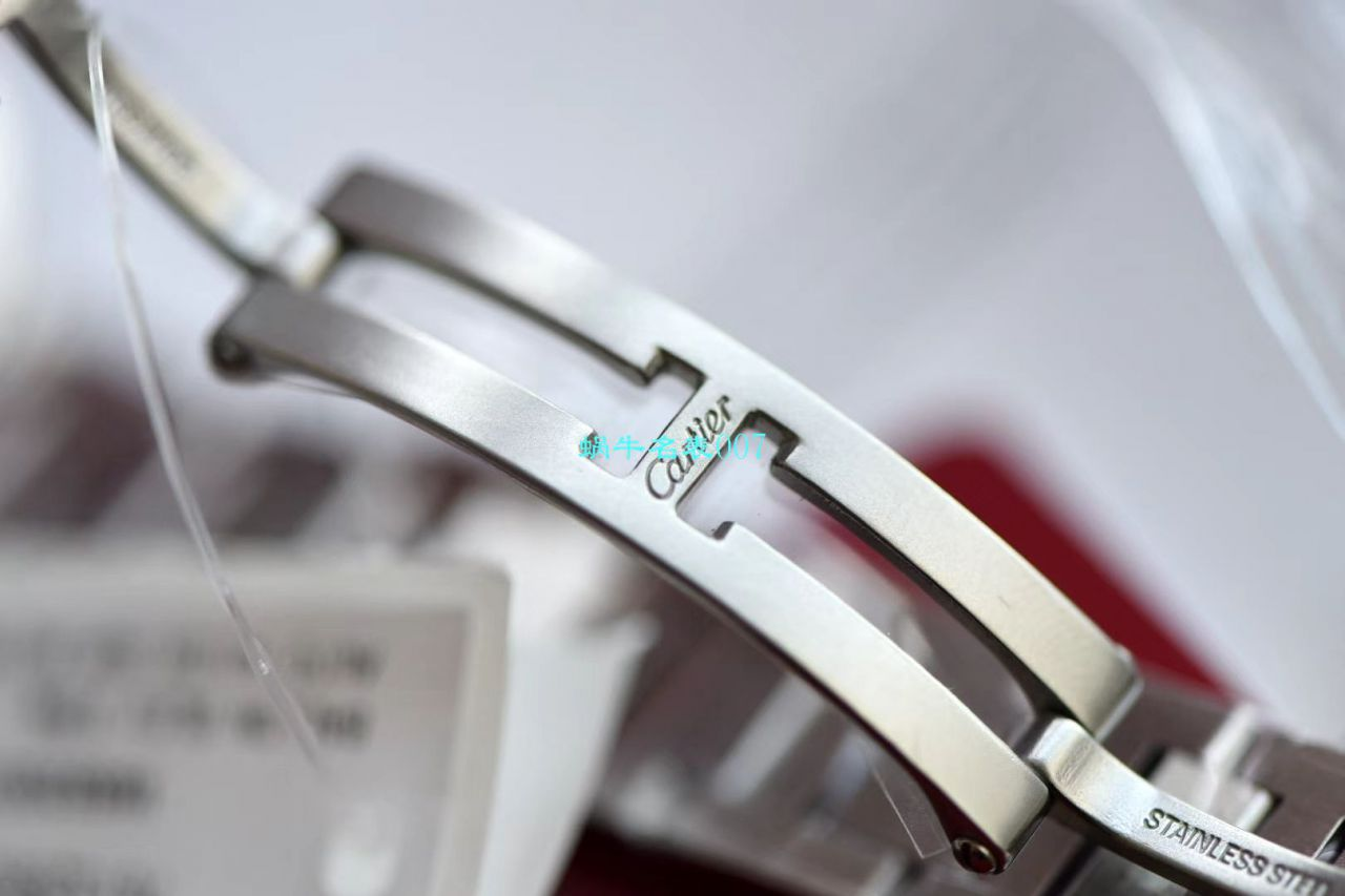 【V6厂顶级复刻7K版手表】卡地亚33毫米超级副本蓝气球女装W6920071腕表