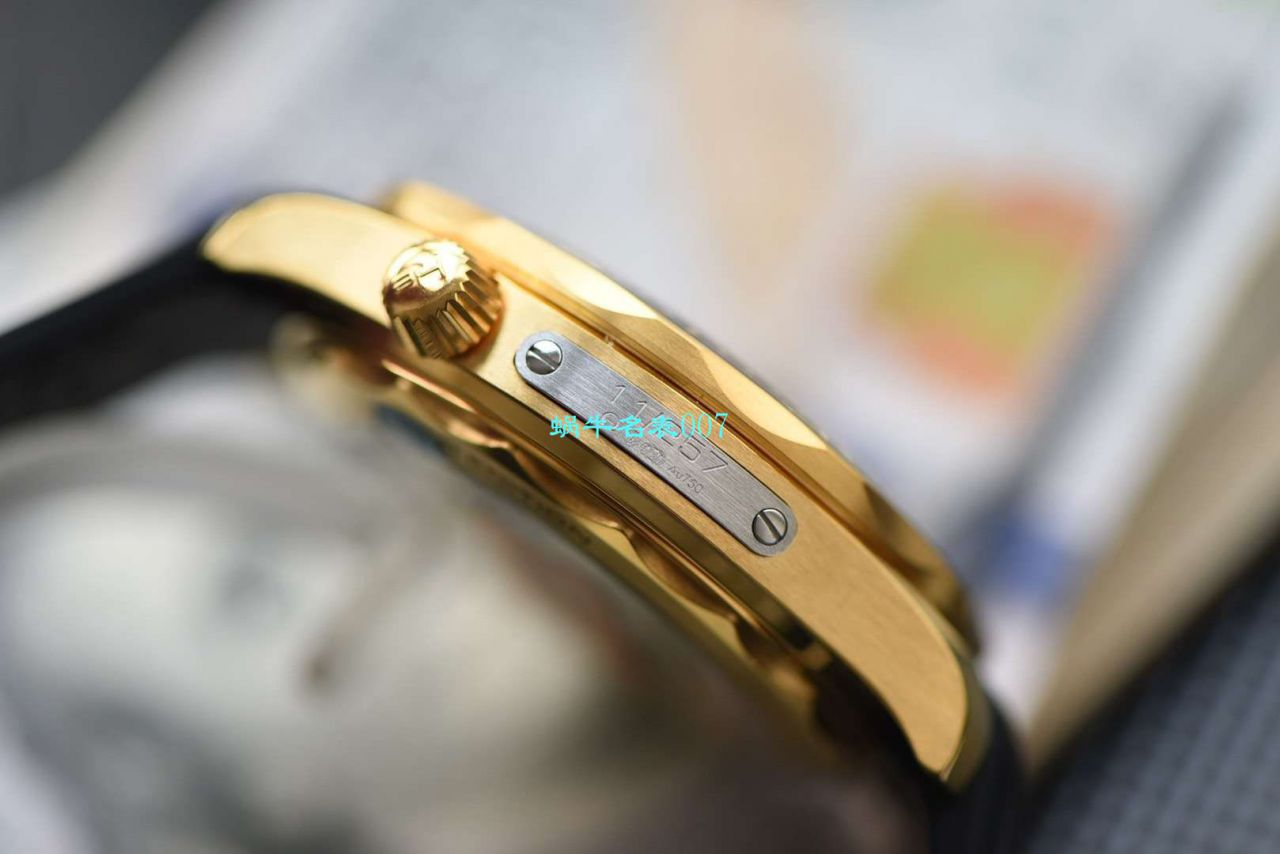 【视频评测VS厂官网复刻表】欧米茄海马300米007詹姆斯邦德限量版腕表