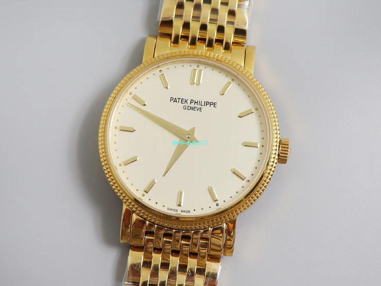 TW厂顶级复刻表百达翡丽古典表系列5120J-00,5120G-001腕表