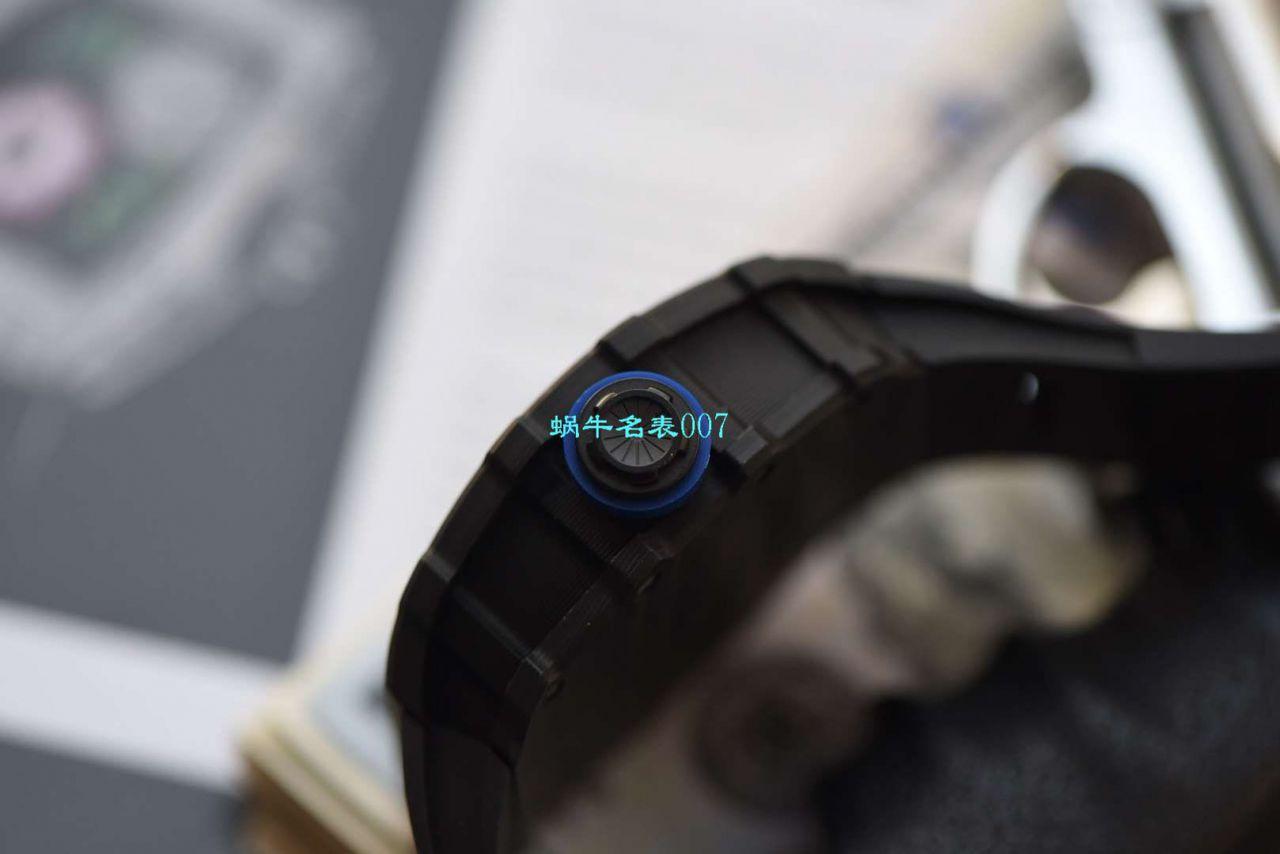 KV厂全新升级V3版RICHARD MILLE复刻表理查德米勒RM 035-01 PSG特别版巴黎圣日耳曼足球俱乐部