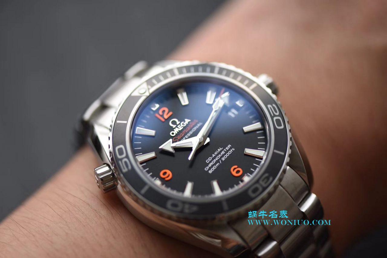 视频评测VS厂官网顶级复刻表欧米茄海洋宇宙600米232.30.42.21.01.003腕表