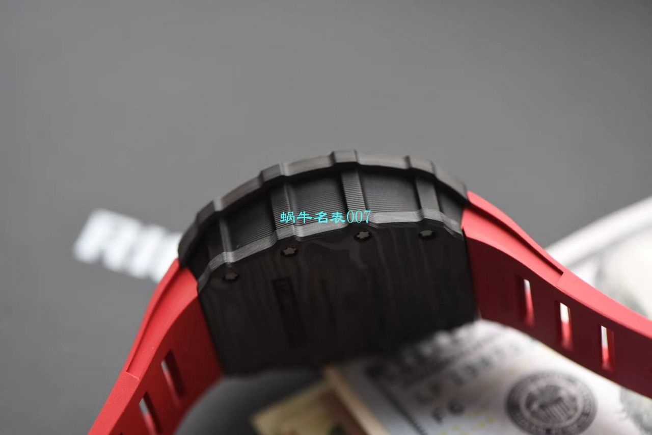 视频评测KV厂V3版本超A高仿理查德米勒RM35-01腕表