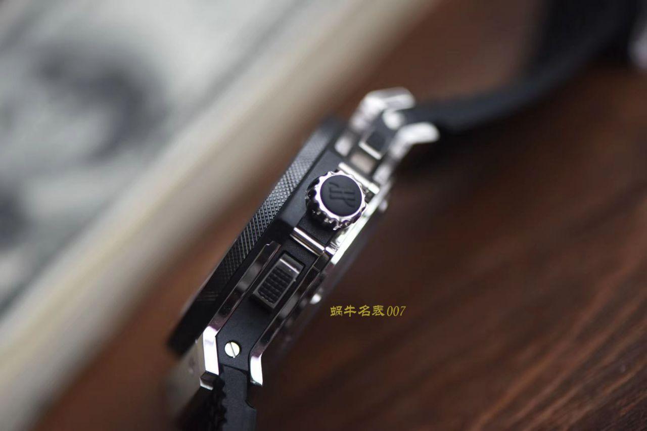 视频讲解V6厂超A复刻Hublot宇舶BIG BANG系列301.SB.131.RX腕表 / HB016V6