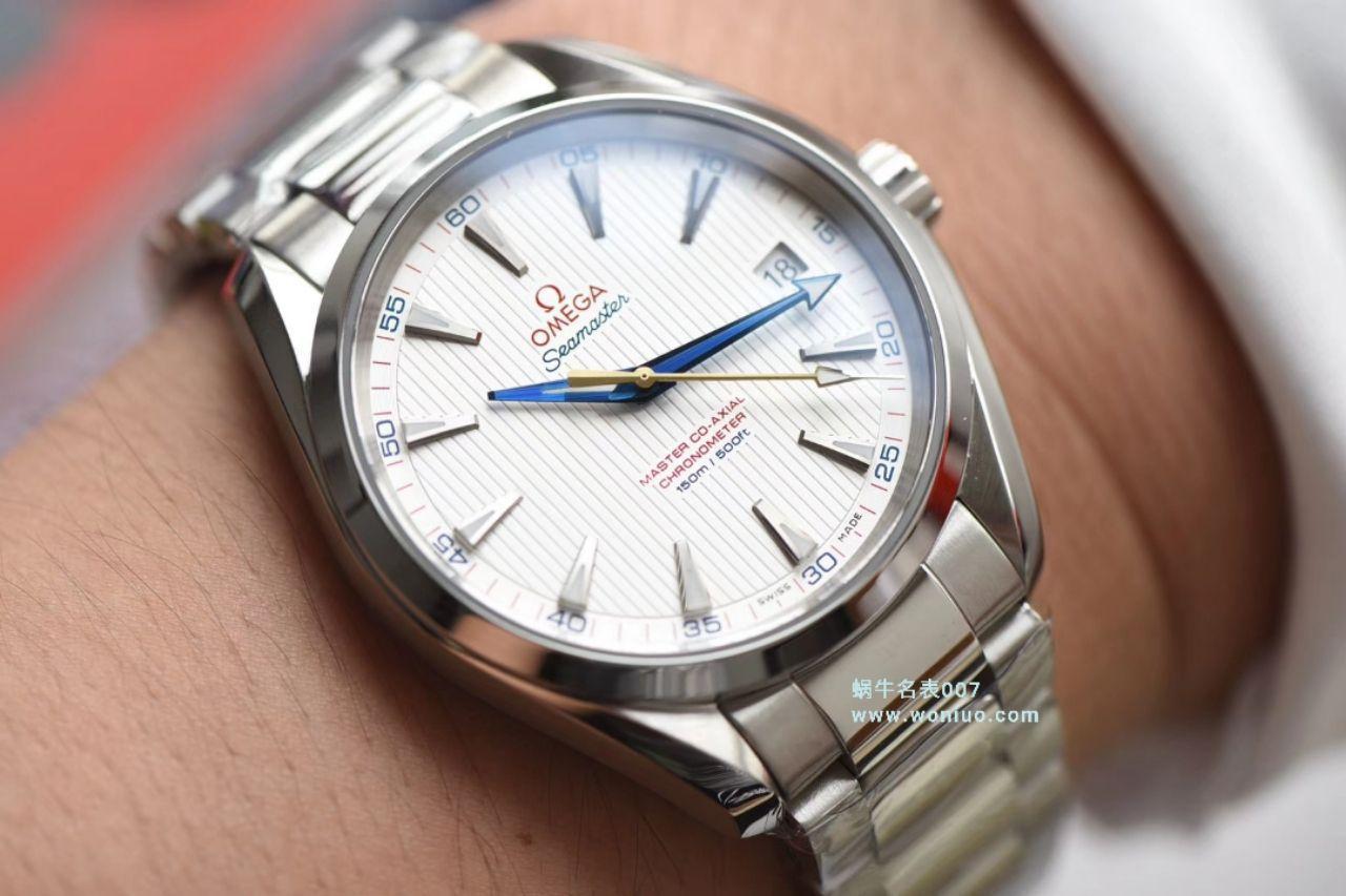 视频评测VS厂欧米茄海马150米231.10.42.21.02.002腕表(金针队长)