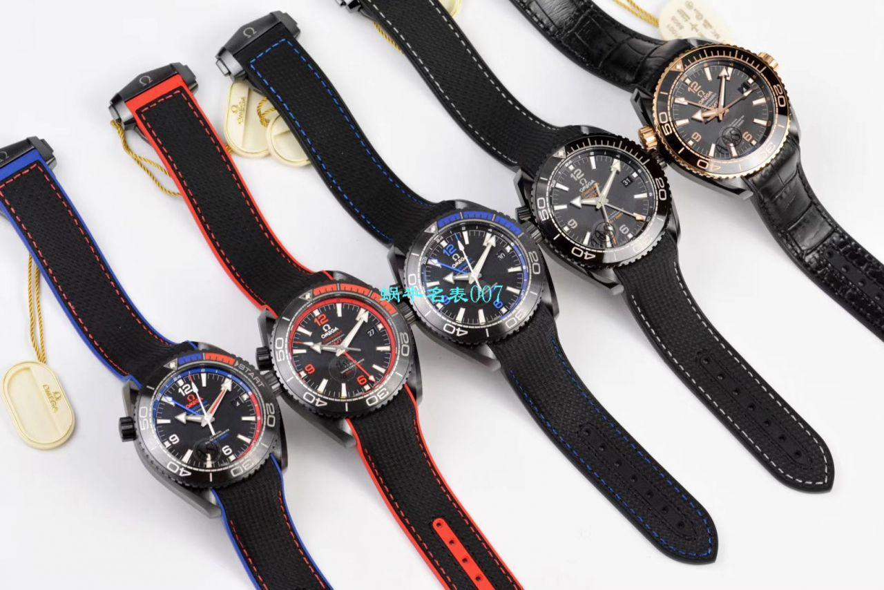 视频评测VS厂顶级复刻欧米茄海马系列215.92.46.22.01.004腕表(深海之黑新西兰酋长队腕表)