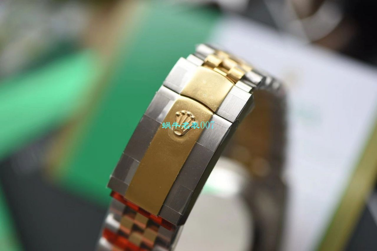 视频评测EW厂顶级复刻劳力士日志型36毫米m126233-0025腕表