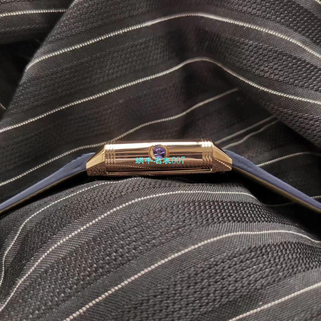 MG厂超A高仿手表积家翻转Reverso Tribute双面双时区Q3978480,3988482腕表