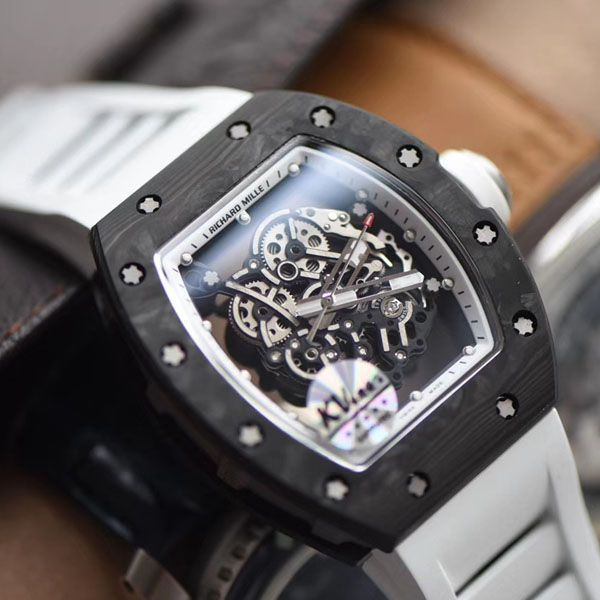 KV厂顶级复刻RICHARD MILLE理查德米勒RM 055腕表价格报价