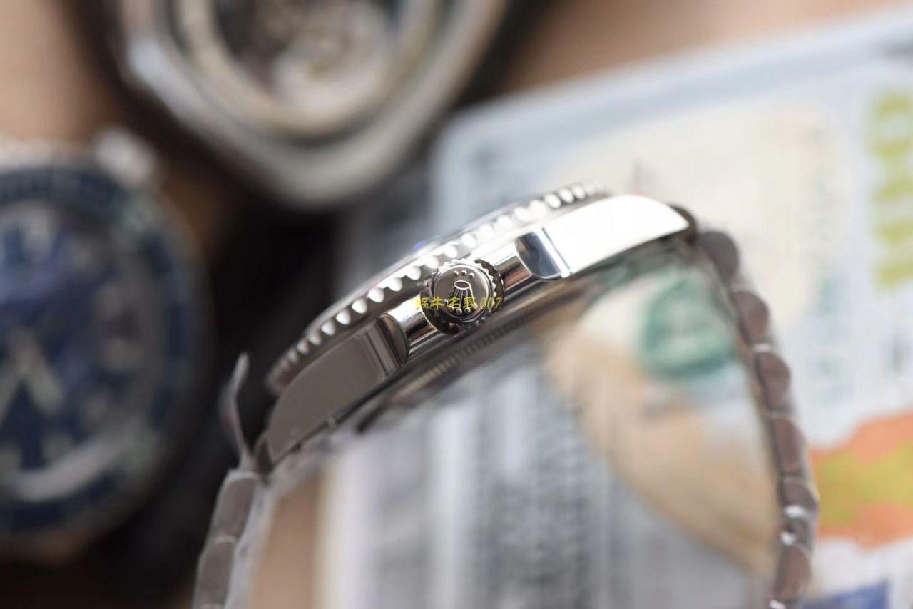 【视频评测N厂顶级红蓝圈仿表】劳力士格林尼治型II系列126710BLRO-0001腕表 / R387