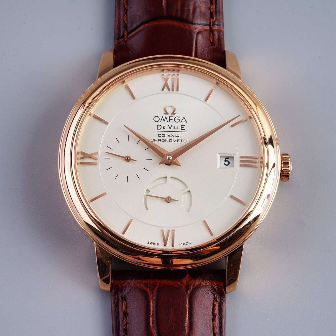 【TW一比一超A高仿手表】欧米茄碟飞系列424.53.40.21.04.001腕表 / M321