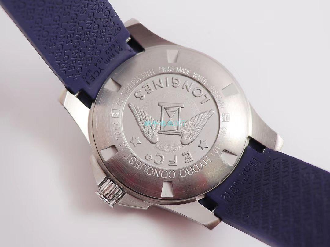 ZF厂官网复刻手表浪琴康卡斯L3.781.4.96.9腕表 / L167