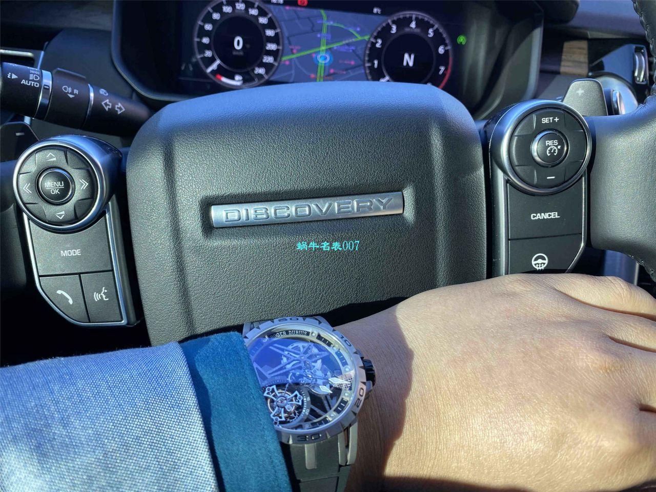 【视频评测】BBR厂顶级复刻陀飞轮Roger Dubuis罗杰杜彼王者系列RDDBEX0479腕表 / LJ068