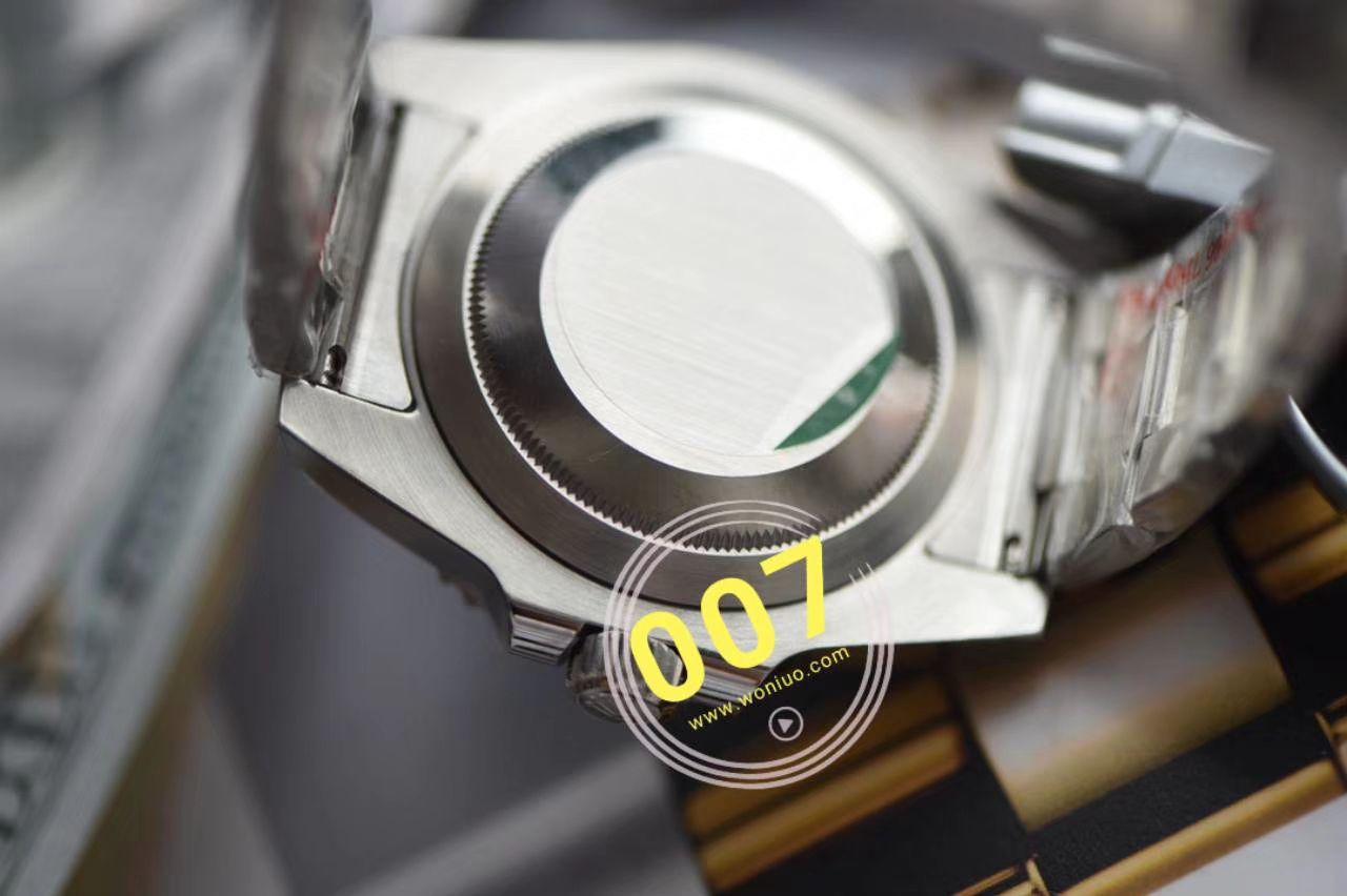 视频评测NOOB厂V10S劳力士黑水鬼超A高仿手表116610LN-97200