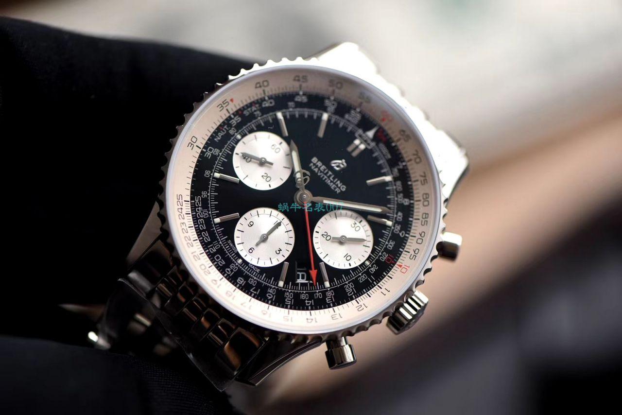 视频评测GF厂一比一精仿手表百年灵航空计时1系列AB0121211B1A1腕表