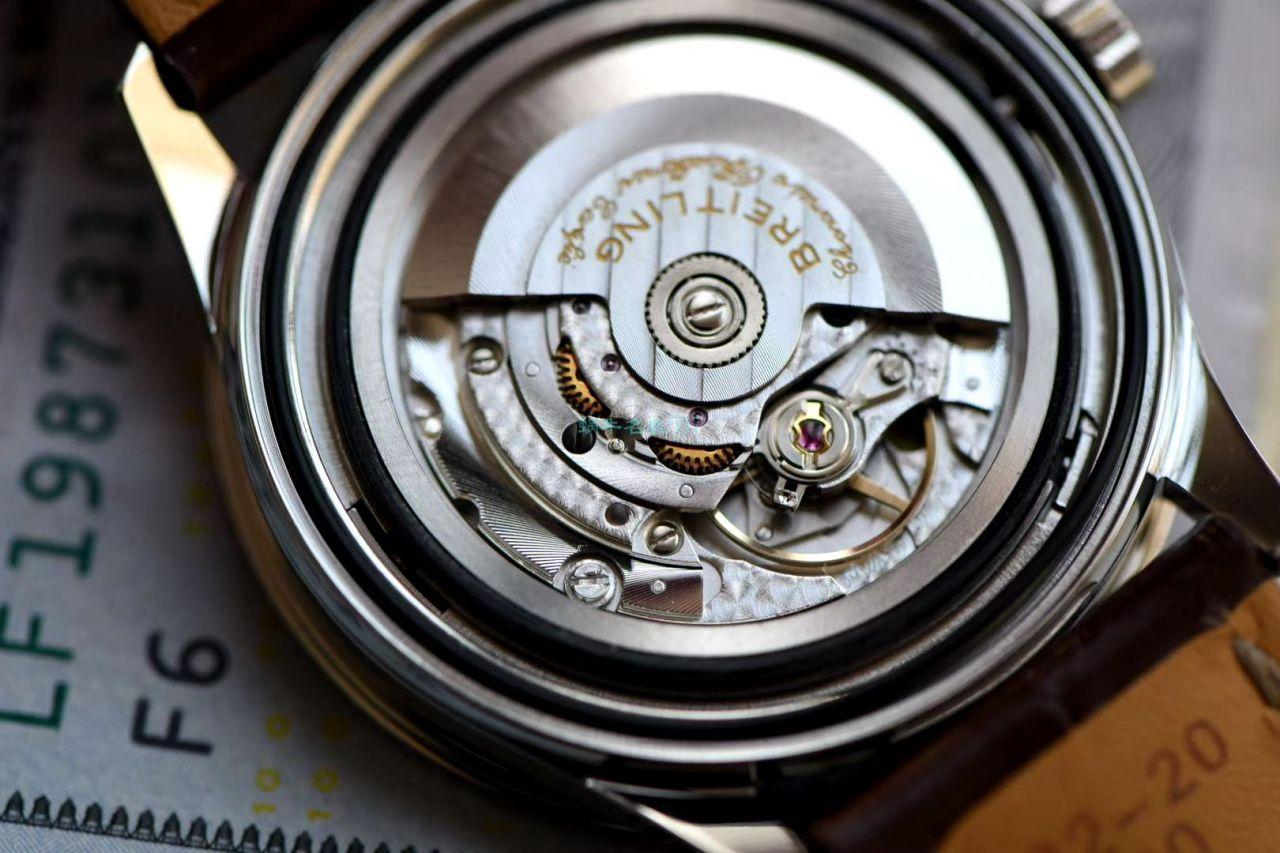 视频评测名表007定制版百年灵航空计时41毫米系列A17326211B1P1腕表