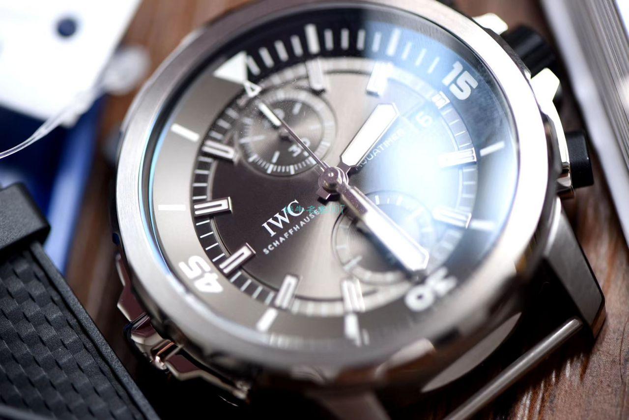 V6厂顶级复刻手表万国海洋时计鲨鱼特别限量版IW379506腕表 / WG523