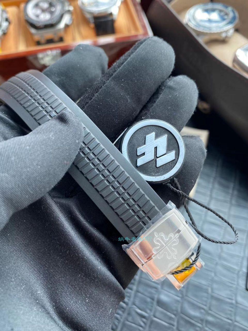 ZF厂官网复刻手表百达翡丽手雷5167A-001腕表