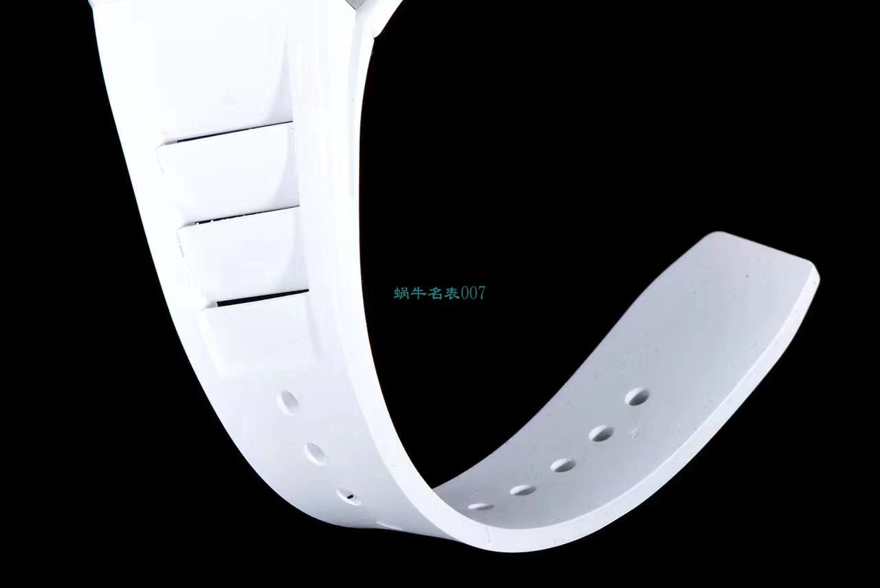 KV厂高仿RICHARD MILLE理查德米尔RM057 / RM051龙虎韩口进口陶瓷最强版