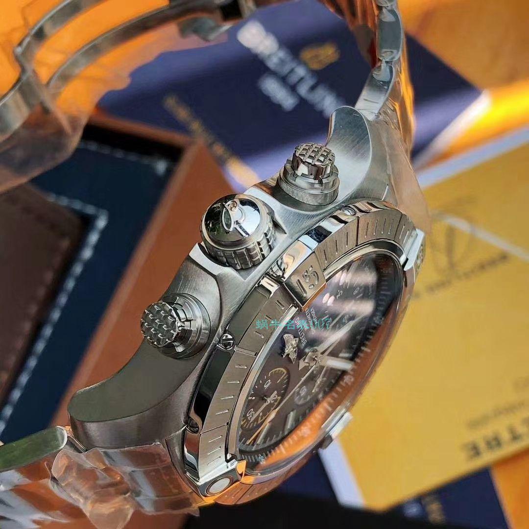 渠道原单百年灵复仇者计时腕表45系列A13317101C1A1腕表
