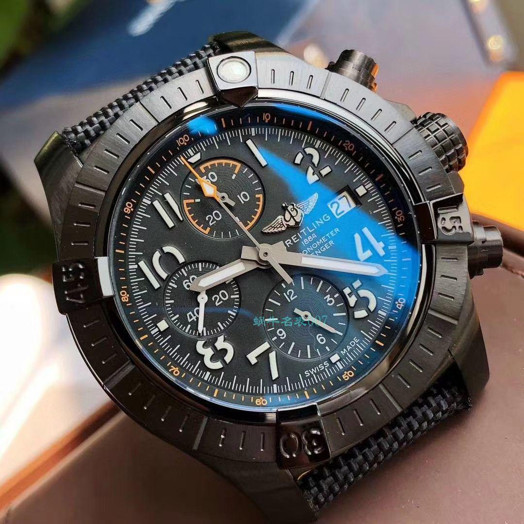 百年灵原单瑞士7750复仇者45计时系列A13317101B1X2腕表