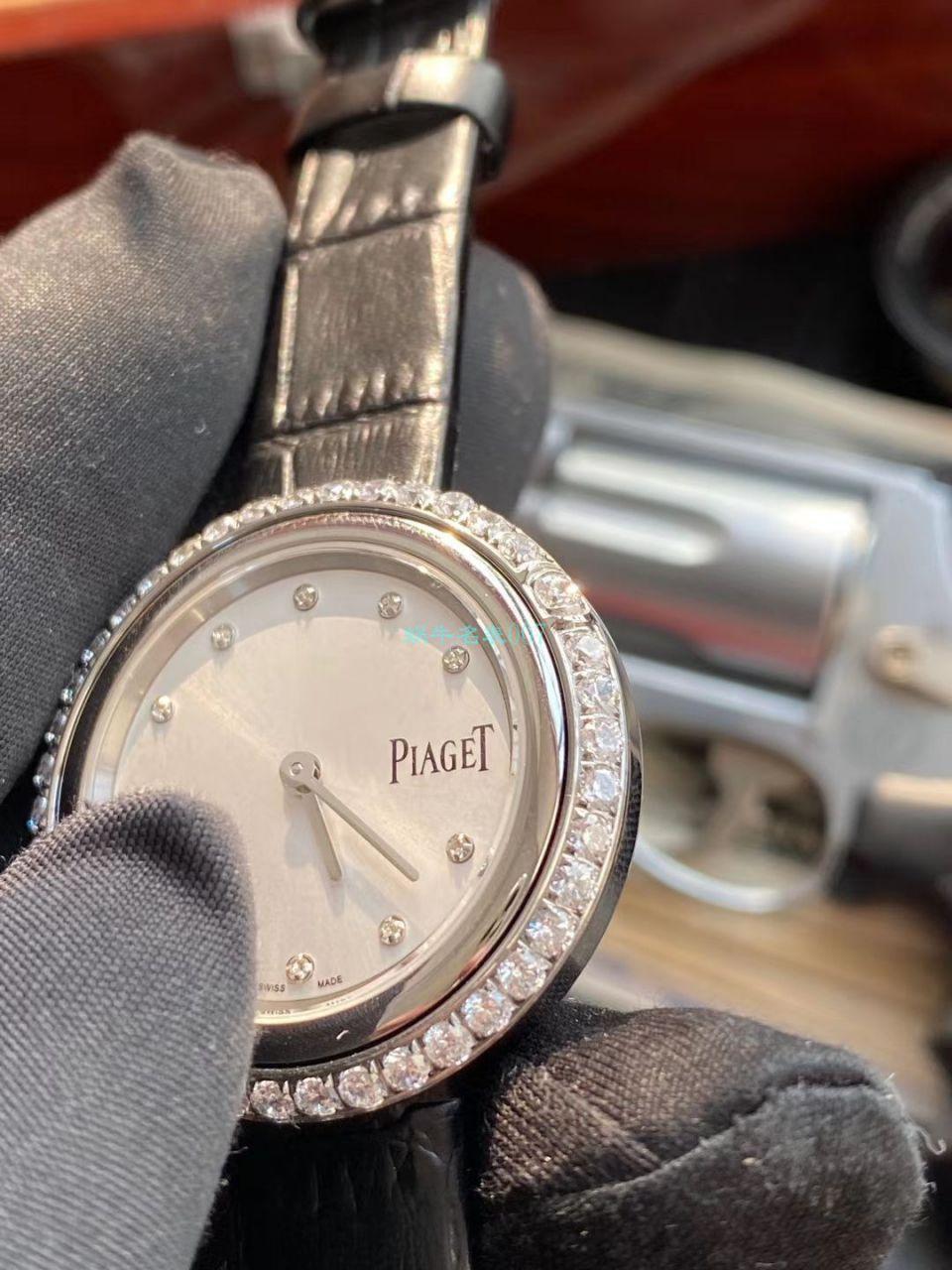 BV厂超A高仿女士手表伯爵时来运转POSSESSION系列G0A43094腕表