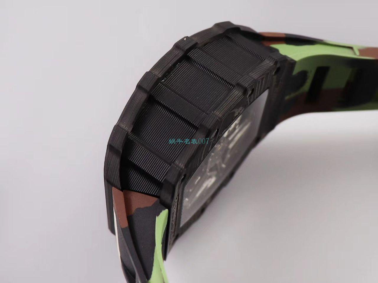 KV厂顶级复刻理查德米勒RM-011锻造碳纤维系列【原版碳纤维纹路】V2全新升级版