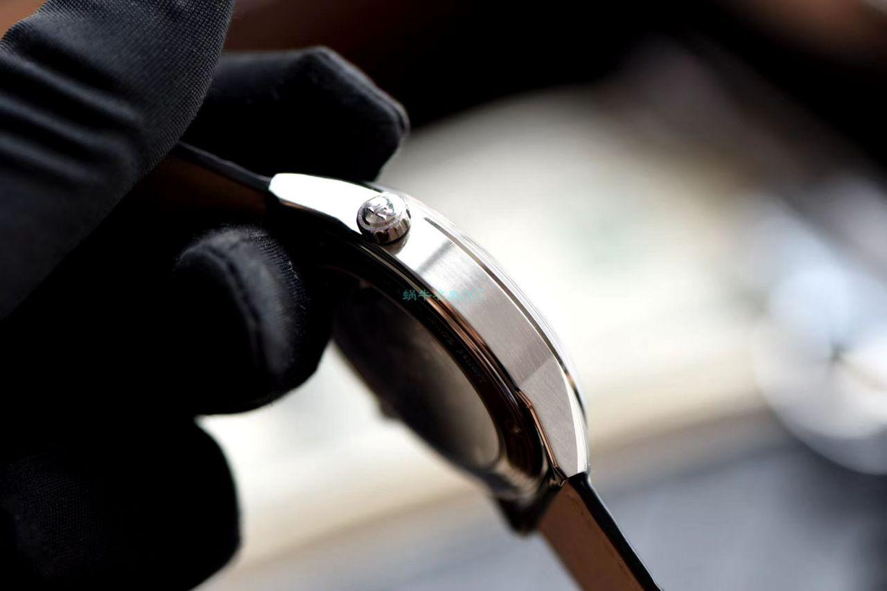 ZF厂超A高仿手表积家北宸地理学家世界时904847Z腕表