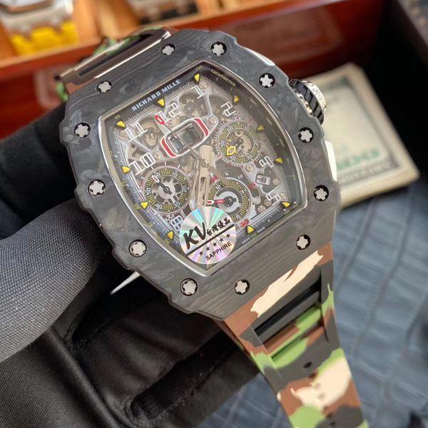 KV厂一比一精仿手表RICHARD MILLE理查德米勒RM011最新V2升级价格报价