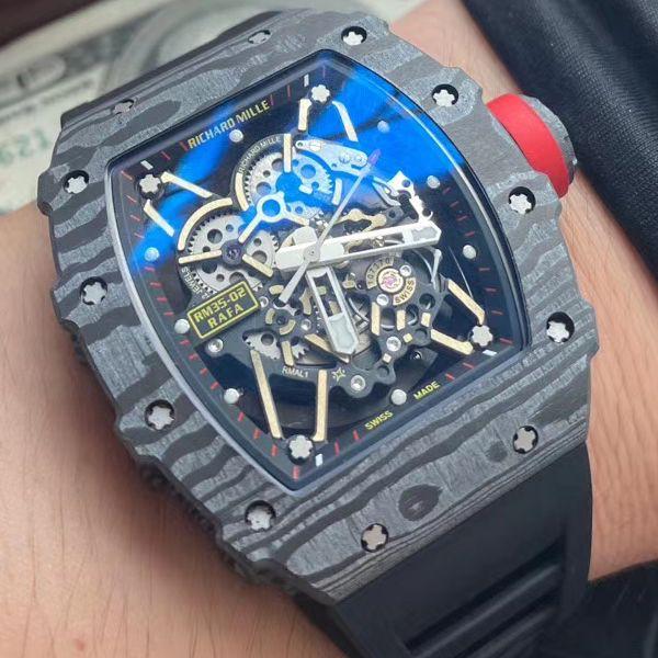 ZF厂官方复刻手表里查德米尔(理查德米勒)RM 35-02腕表价格报价