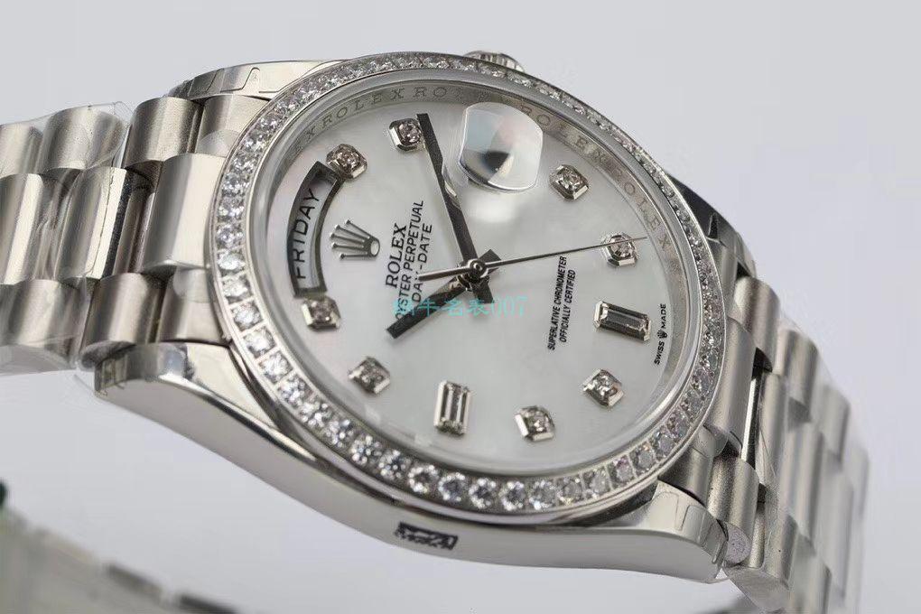 EW厂劳力士36日志m126283rbr-0012,m126281rbr-0016,m126284rbr-0024腕表