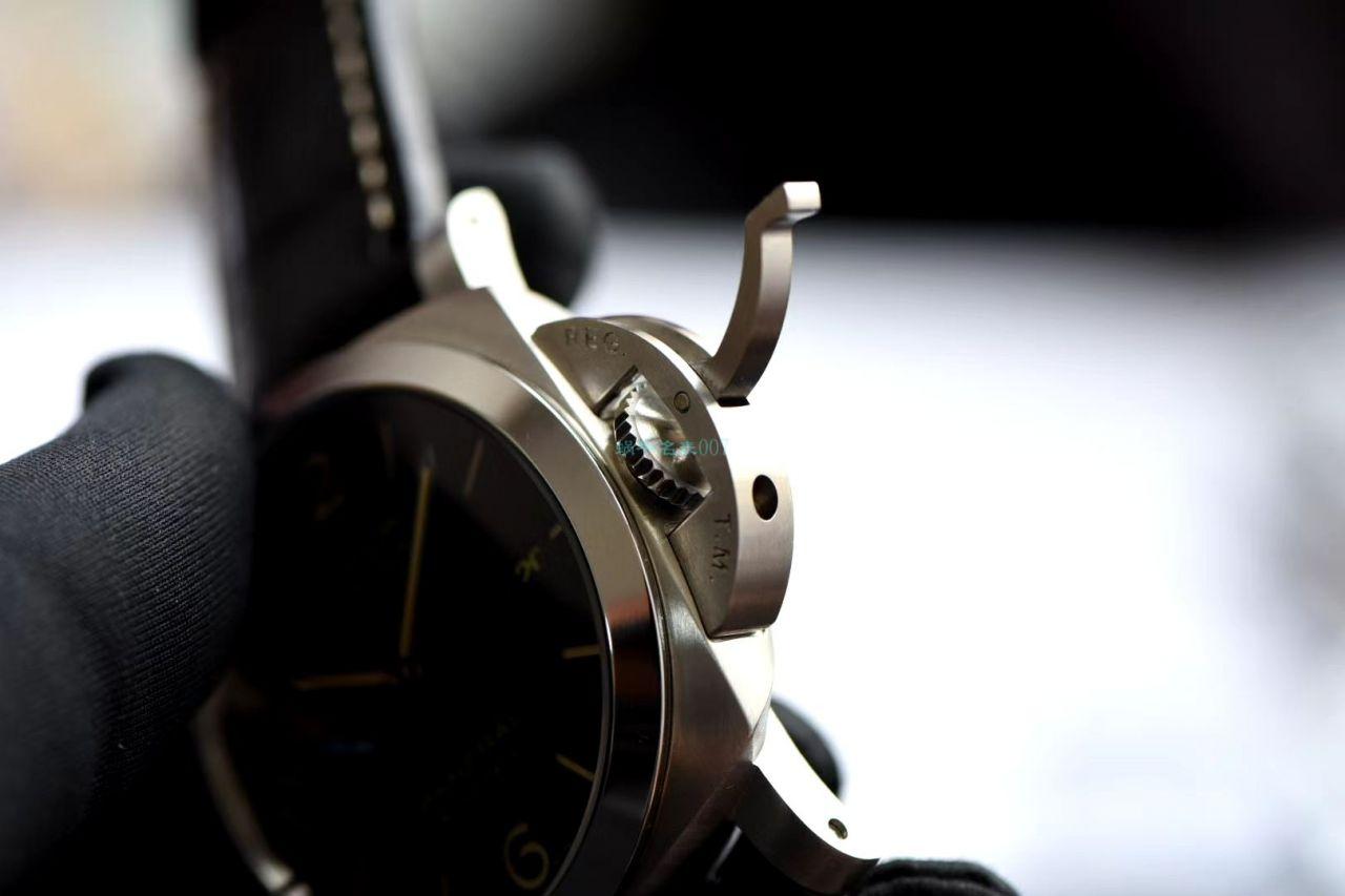 【ZF厂超A精仿手表】沛纳海LUMINOR 1950系列PAM01312腕表 / PA001
