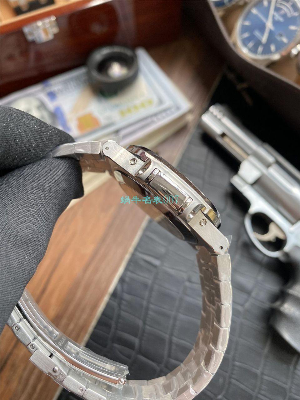视频评测V9厂顶级复刻百达翡丽鹦鹉螺5726/1A-014,5726/1A-010,5726/1A-001手表