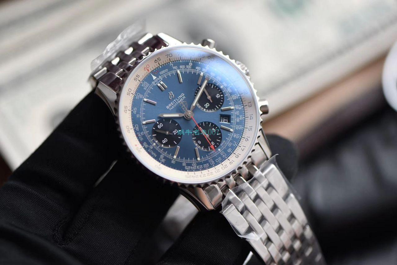 百年灵高仿手表多少钱【视频评测】顶级高仿百年灵航空计时手表 / BL189