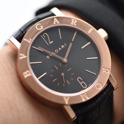 宝格丽高仿手表什么价格【视频评测】超A高仿宝格丽手表