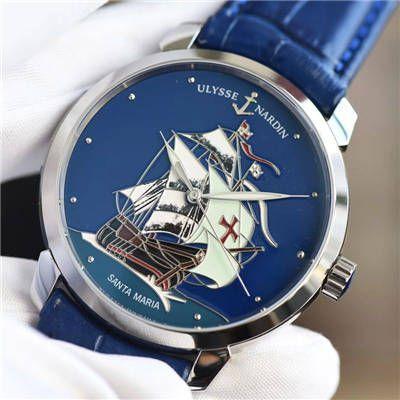 高仿雅典航海手表【视频评测】广东哪里买高仿雅典手表