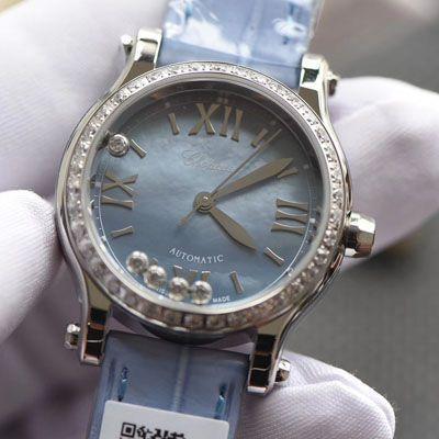 超A高仿萧邦女士手表【视频评测】萧邦高仿手表价格价格报价
