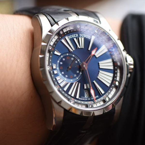 TBF厂罗杰杜彼高仿手表EXCALIBUR(王者系列)系列DBEX0543腕表