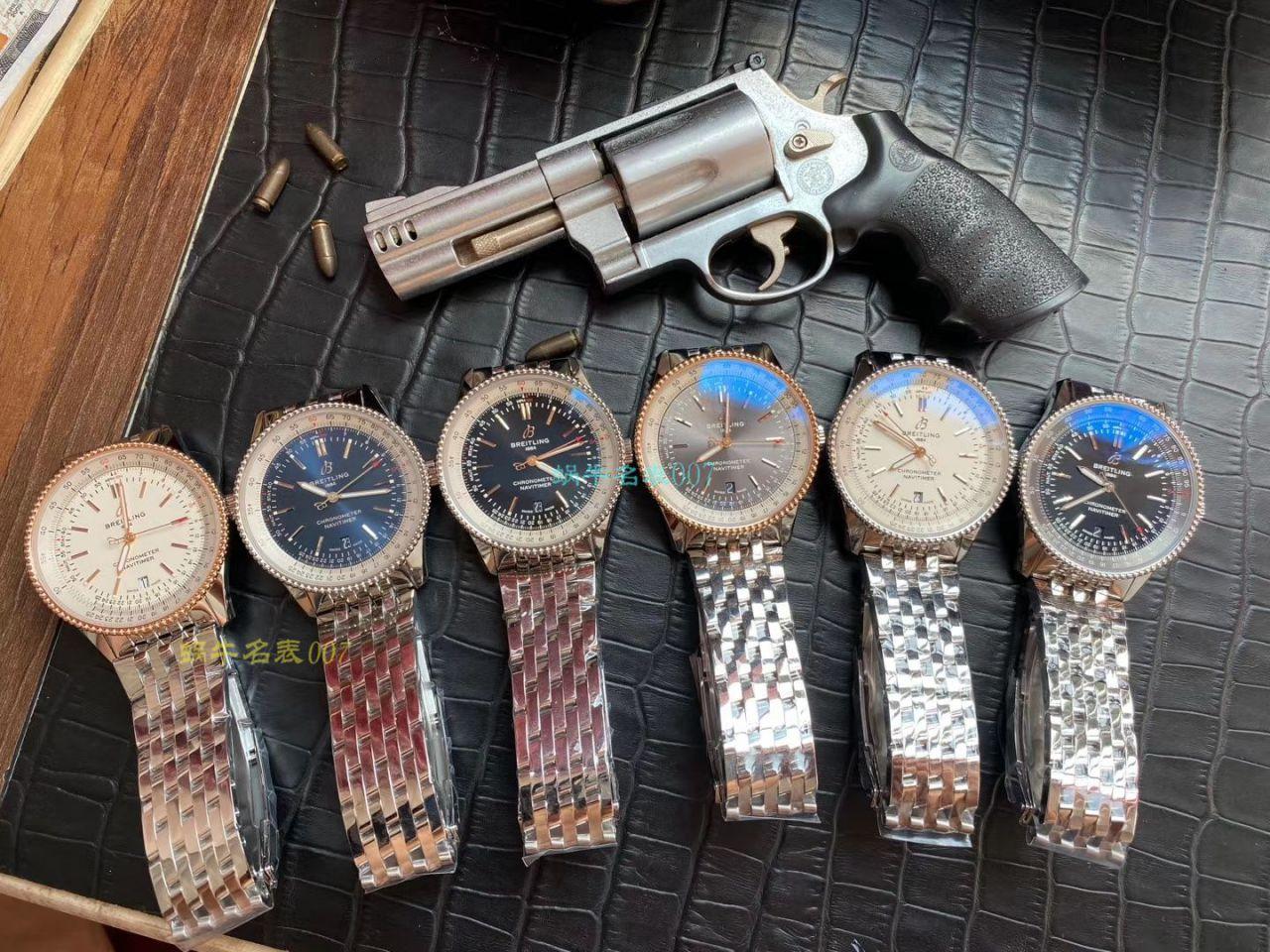 V7厂一比一精仿手表百年灵航空计时1系列U17326211M1A1腕表 / BL186