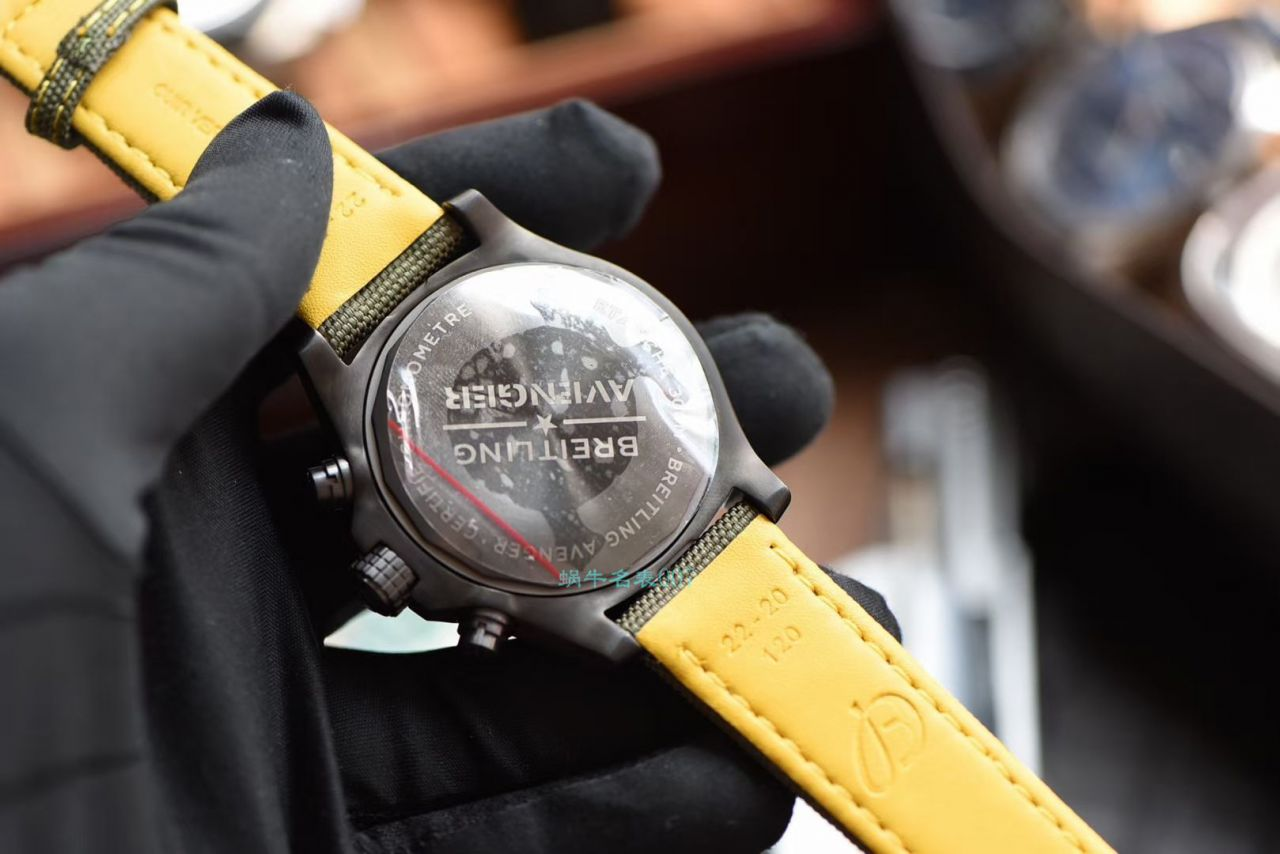 OX厂1比1精仿百年灵手表复仇者系列V13317101L1X1腕表 / BL192