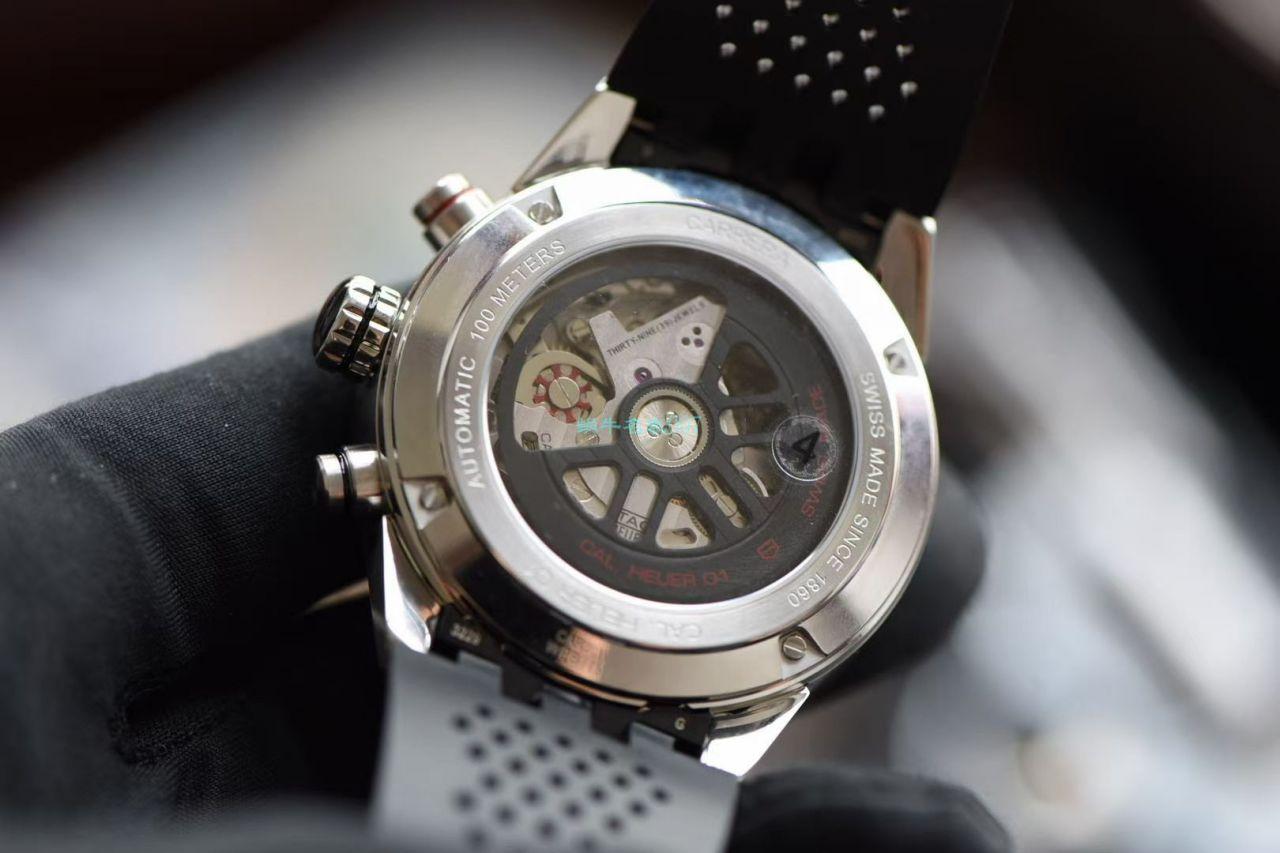 XF厂超A高仿手表泰格豪雅卡莱拉系列CAR201V.FT6046腕表 / TG106