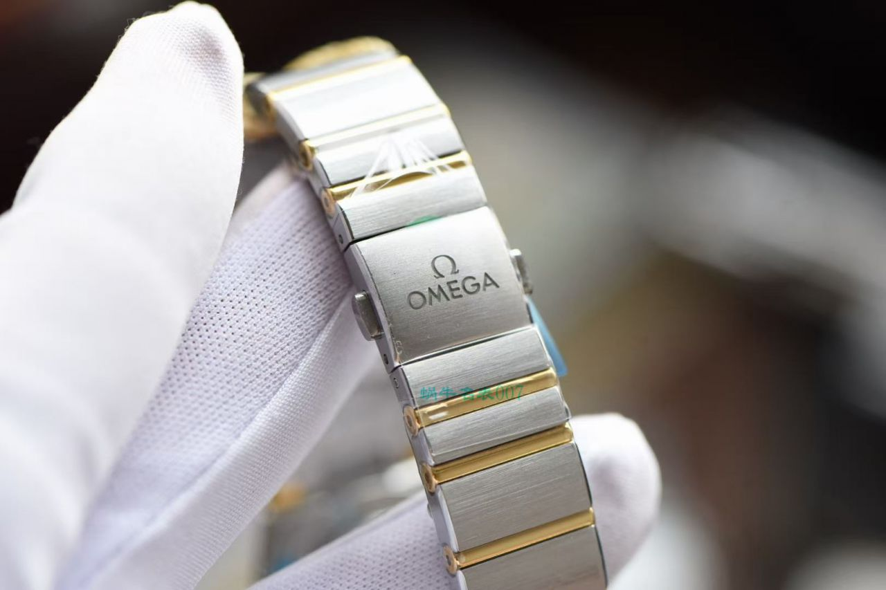 3S厂欧米茄星座女表131.20.28.60.58.001腕表 / VS726