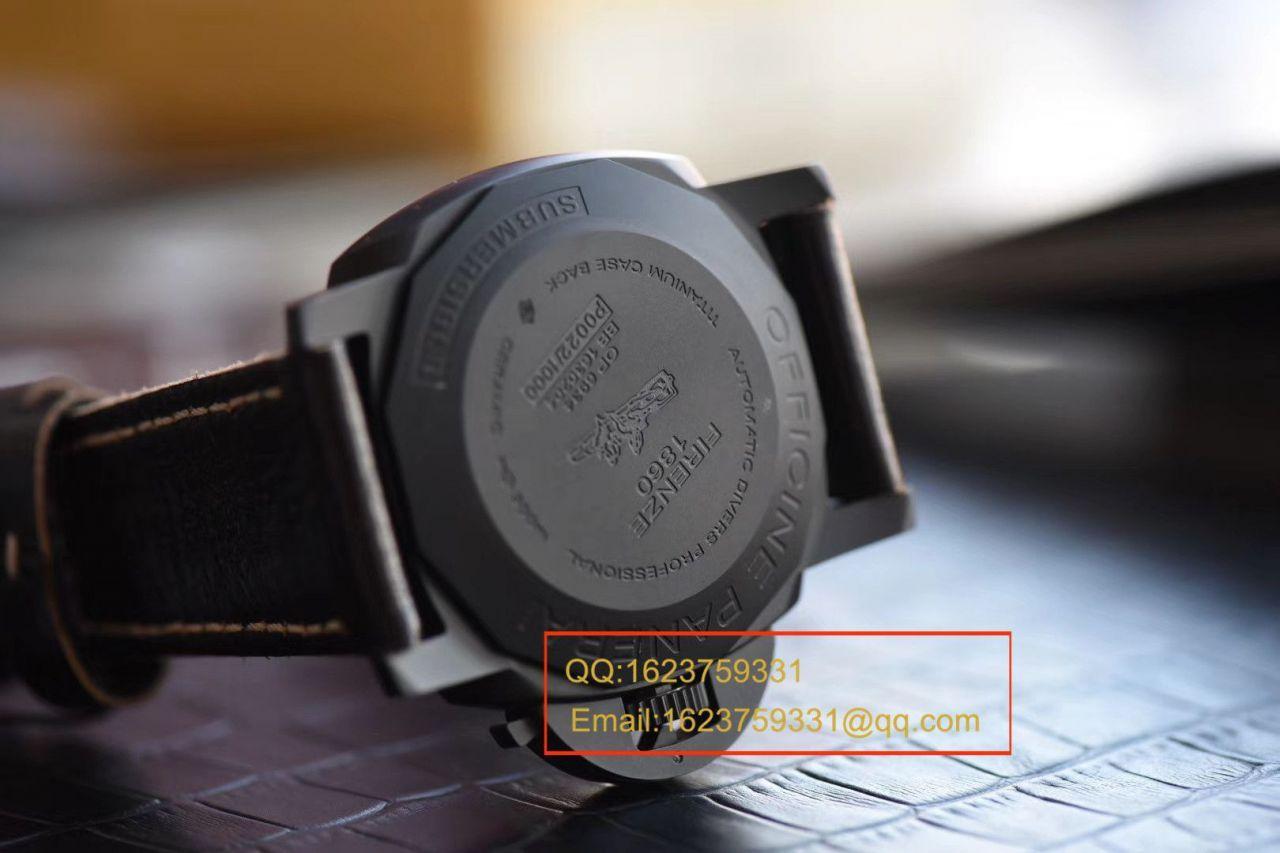 VS厂V2版本PAM508【视频评测】超A高仿沛纳海PAM00508手表 / VSPAM508