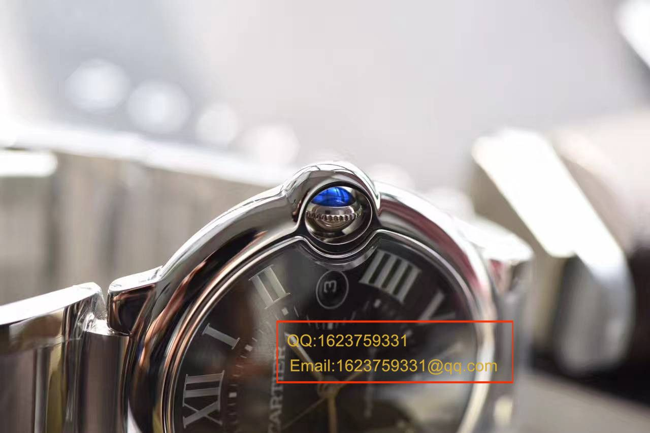 V6厂卡地亚蓝气球男装42毫米W6920042腕表 / K307