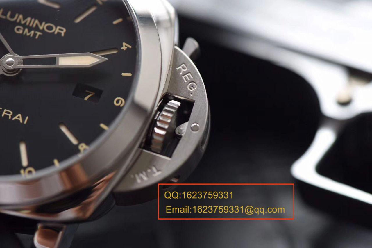 【视频评测】VS厂沛纳海复刻手表LUMINOR 1950系列PAM00531腕表 / VSPAM531